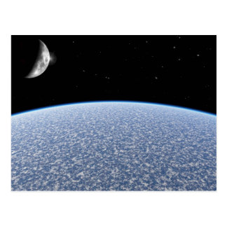 Ice Planet Postcard