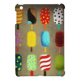 Ice Pops freezer pop popsicle ice lolly iPad Mini Cases