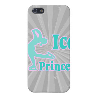 ice princess figure skating pastel design cover for iPhone 5/5S