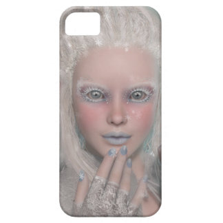 Ice Princess iPhone 5 Cases