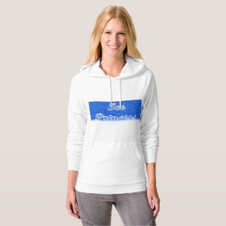 Ice Princess Pullover Hoodie