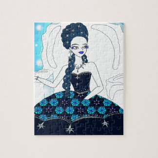 Ice Queen Jigsaw Puzzle