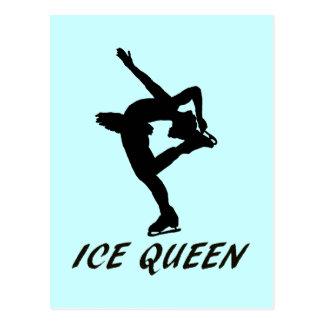 Ice Queen Postcard