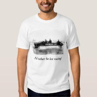 Ice Racing, Duluth, 1910s Shirt