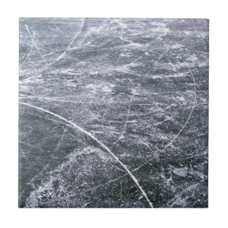 Ice rink tile