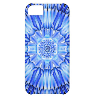 Ice Shards Mandala Cover For iPhone 5C