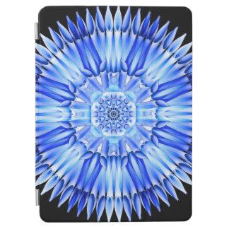 Ice Shards Mandala iPad Air Cover