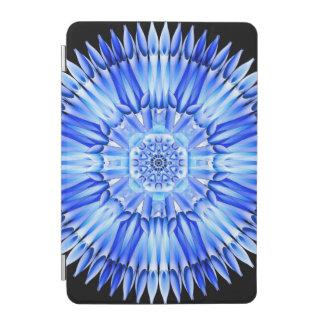 Ice Shards Mandala iPad Mini Cover