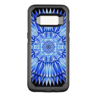 Ice Shards Mandala OtterBox Commuter Samsung Galaxy S8 Case