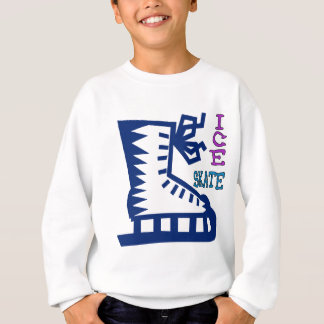 Ice Skate Sweatshirt