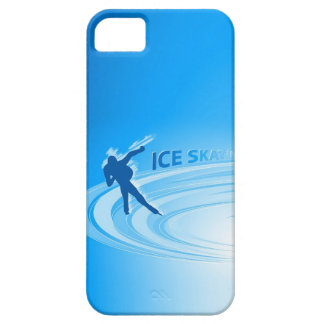 Ice Skating iPhone 5 Case