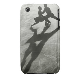 Ice Skating Couple iPhone 3 Covers
