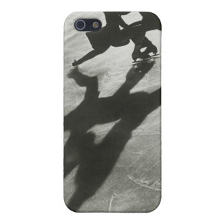 Ice Skating Couple iPhone 5 Covers