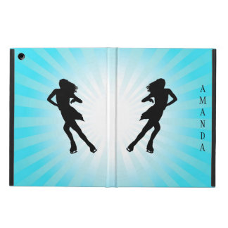 Ice Skating Design iPad Air Case