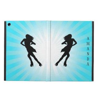 Ice Skating Design iPad Air Case
