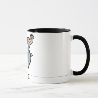 ice skating dodo mug