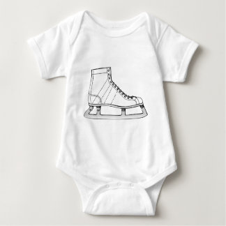 Ice Skating Figure skating Baby Bodysuit