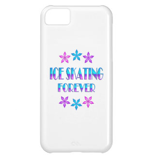Ice Skating Forever iPhone 5C Case