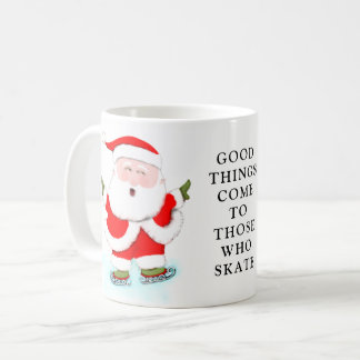 Ice Skating Holidays Coffee Mug