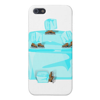 Ice Skating iPhone 5/5S Cases