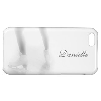 Ice skating iPhone 5C cover