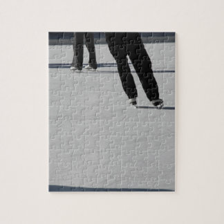 Ice Skating Jigsaw Puzzle