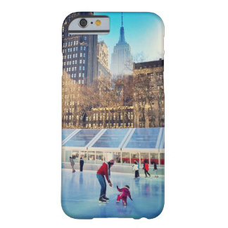 Ice Skating Lesson With Mom Barely There iPhone 6 Case