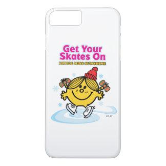 Ice Skating Little Miss Sunshine iPhone 7 Plus Case