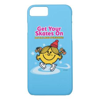 Ice Skating Little Miss Sunshine iPhone 8/7 Case