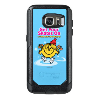 Ice Skating Little Miss Sunshine OtterBox Samsung Galaxy S7 Case