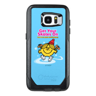 Ice Skating Little Miss Sunshine OtterBox Samsung Galaxy S7 Edge Case