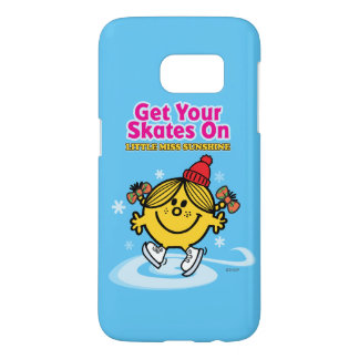 Ice Skating Little Miss Sunshine Samsung Galaxy S7 Case