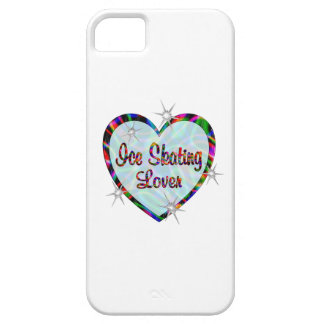 Ice Skating Lovers iPhone 5/5S Case