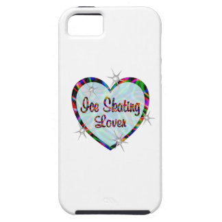 Ice Skating Lovers iPhone 5/5S Cover