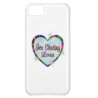 Ice Skating Lovers iPhone 5C Cases