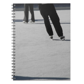 Ice Skating Notebooks