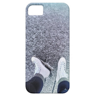 Ice Skating Phone Case Case For The iPhone 5