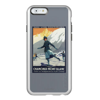 Ice Skating - PLM Olympic Promo Poster Incipio Feather® Shine iPhone 6 Case