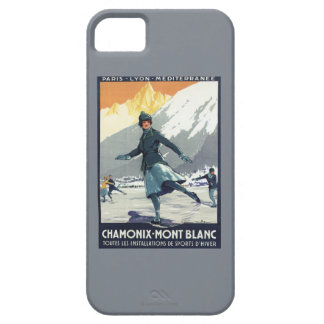 Ice Skating - PLM Olympic Promo Poster iPhone 5 Covers