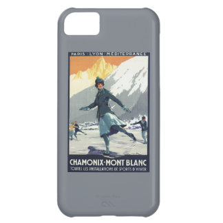 Ice Skating - PLM Olympic Promo Poster iPhone 5C Case