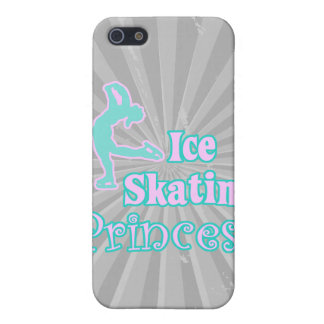 ice skating princess iPhone 5 cases
