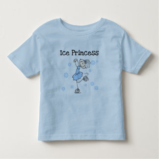 Ice Skating Princess Tshirts and Gifts