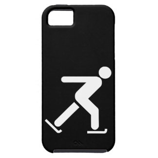 Ice Skating Symbol iPhone 5 Case