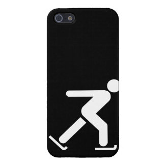 Ice Skating Symbol iPhone 5/5S Covers