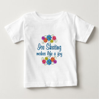 Ice SkatingJoy Baby T-Shirt