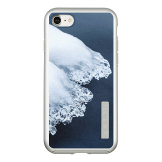Ice, snow and moving water incipio DualPro shine iPhone 8/7 case