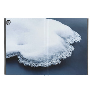 """Ice, snow and moving water iPad pro 9.7"""" case"""