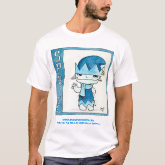 """Ice Sprite"" Faerie Apparel T-Shirt"