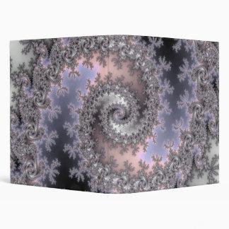 Ice Swirl - Fractal Binder