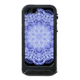 Ice Swirls Mandala Incipio ATLAS ID™ iPhone 5 Case